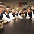 Students In Science Lab — Stock Photo #31719925