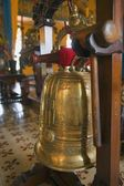 Bell At A Buddhist Temple — Stock Photo