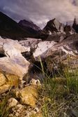 Rugged Rocky Terrain — Stock Photo