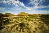Paesaggio arido — Foto Stock