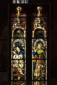 Stained Glass Windows — Stockfoto