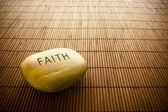 Faith sign — Stock Photo