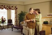 Couple Enjoying Each Other's Company — Stock Photo