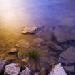 Stock Photo: Sunset Reflection In Water