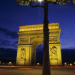 Arc De Triomphe — Stock Photo #31720459
