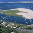 Stock Photo: Chatham Harbor