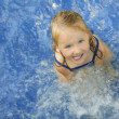 Child In Swimming Pool — Stock Photo #31722793