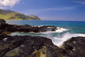 Waianae Shore — Foto de Stock