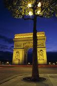 Arc de triomphe — Stock fotografie