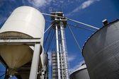 Granary Storage Tower — Stock Photo