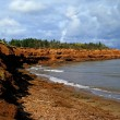 Stock Photo: Shoreline In Prince Edward Island, Canada