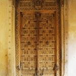 Door, Patwon Ki Haveli, Rajasthan, India — Stock Photo #31753843