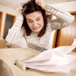 Frustrated Woman — Stock Photo #31754267