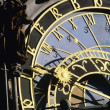 Detail Of The Astronomical Clock On Prague's Town Hall, Prague, Czech Republic — Stockfoto #31754795