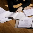 Stock Photo: Studying Books
