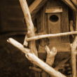 Stockfoto: Birdhouse