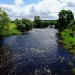 Stock Photo: River Mourne, Co. Tyrone, Ireland