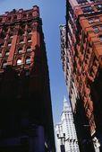 Buildings In Soho District, New York City, New York, Usa — Stock Photo