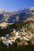 Aerial View Of Lakki, Crete, Greece — Stock Photo