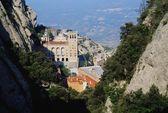 Montserrat Monastery — Stock Photo