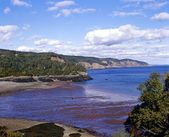 Bay Of Fundy, Nova Scotia — Stock fotografie