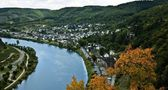 Moselle River, Germany, Europe — Stock Photo