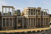 Roman Theatre At Merida, Spain — Stock Photo