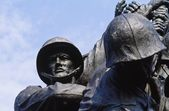 Iwa Jima Memorial Marine Corps War Memorial Arlington Cemetery In Washington, Dc, Usa — Stock Photo