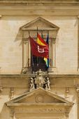 Entrance To The Ayuntamiento (Public Town Hall) In Úbeda, Andalusia, Spain — Photo