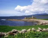 Point In Mcswynes Bay, Dunkineely, Co. Donegal, Ireland — Stock Photo