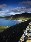 Cliffs At Tranarossan Bay, Co Donegal, Ireland — Stock Photo