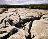 Co Clare, The Burren, Mullaghmore, Ireland — Stock Photo