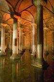 Basilica Cistern In Istanbul, Turkey — Stock Photo