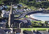 Glenarm Village, Co Antrim, Ireland. — Stock Photo