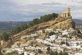 Moorish Castle At Montefrío In Spain — Stock Photo