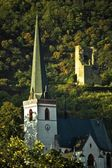 Church Steeple, Germany — Stock Photo