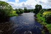 River Mourne, Co. Tyrone, Ireland — Stock Photo