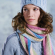 WomWearing Winter Clothing — Stock Photo #31760865