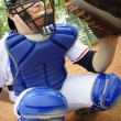 Stock Photo: Back Catcher