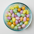 Stock Photo: Bowl Of Jelly Beans