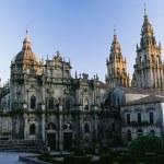 Santiago De Compostela Cathedral, Galicia, Spain — Stock Photo #31763111