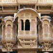 Patwon Ki Haveli, Jaisalmer, Rajasthan, India — Stock Photo