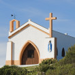 Hermitage Of The Pure And Clean Conception In The Sierra Del Tablón, Spain — Stock Photo