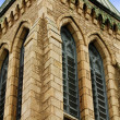 Stock Photo: Cathedral Windows