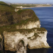 Stock Photo: White Rocks, Portrush, Co. Antrim, Ireland