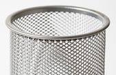 Top Of Mesh Container — Stock Photo