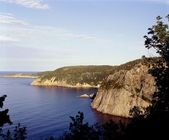 Cape Breton Island, Nova Scotia, Canada — Stock Photo
