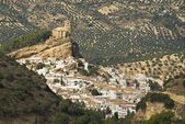 Moorish Castle At Montefrío In Spain — Stock Photo