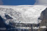 Glacier In Jasper National Park, Alberta, Canada — Stock Photo