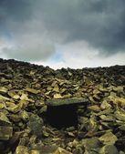 Co Armagh, Cailleach Beara's House And Summit Of Slieve Gullion, Ireland — Stock Photo